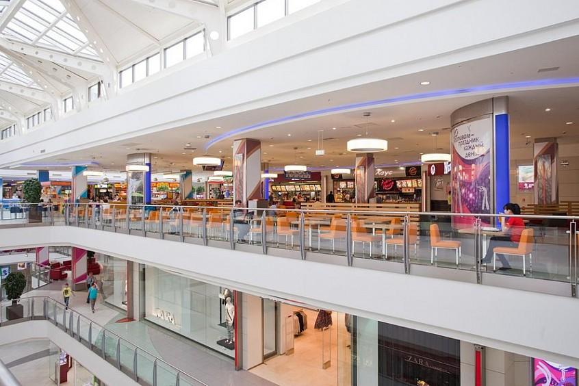 Торгово-развлекательный центр фестиваль