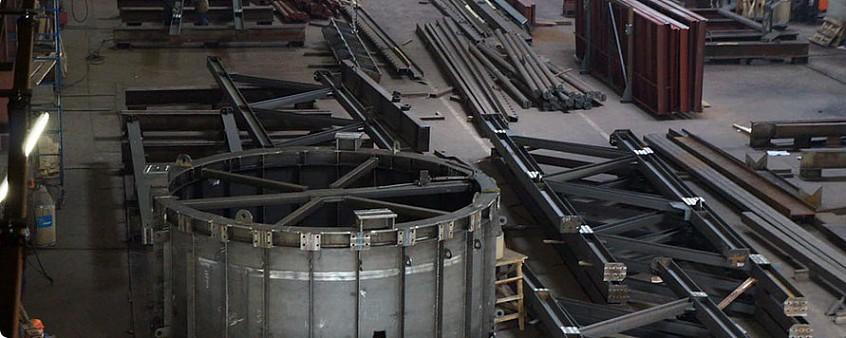 Металлоконструкции для зданий и сооружений / товары и услуги / ооо завод новатор