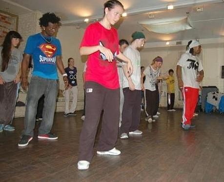 Mainstream школа танцев в москве house dance