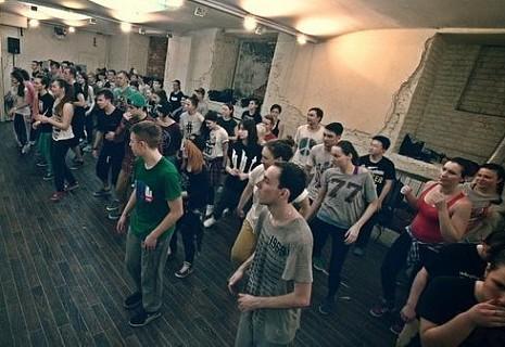 Танцы - отличный способ хорошо отдохнуть, творчески самовыразиться