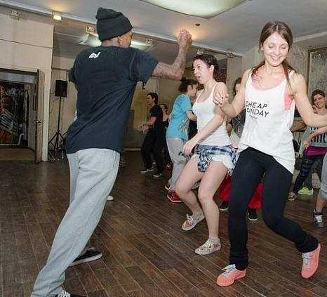 Студия современного танца mainstream