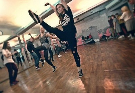 Группа club dance школа современного танца багира данс